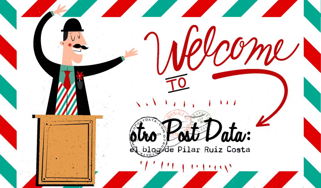 Bienvenidos a otro Post Data